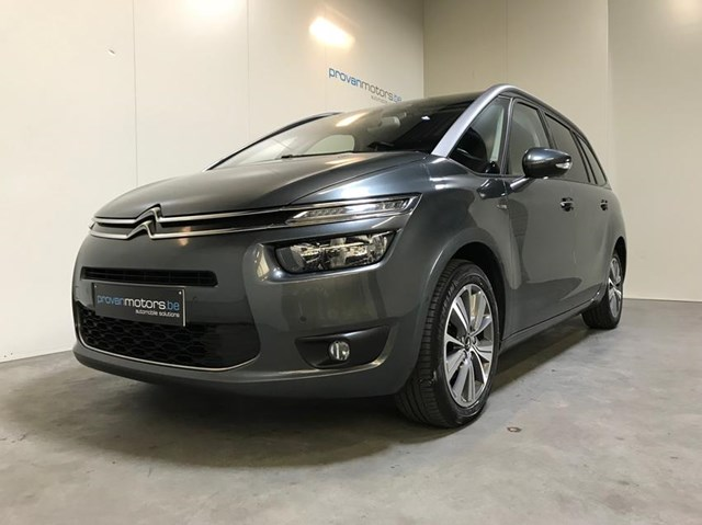 citroen grand c4 picasso 1 6 hdi exclusive 7 plaatsen verkocht sold vendue. Black Bedroom Furniture Sets. Home Design Ideas