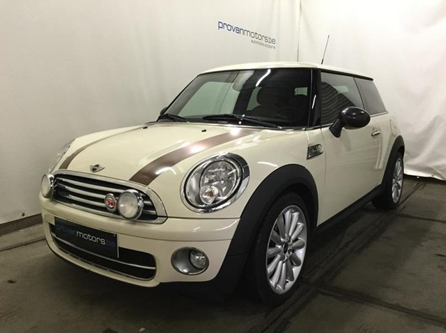 mini cooper d mayfair 16 d lederen interieur airco 1ste eig sold