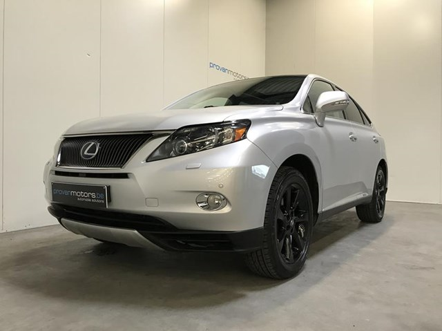 lexus rx 450h hybrid executive - xenon - leder - gps - pano dak